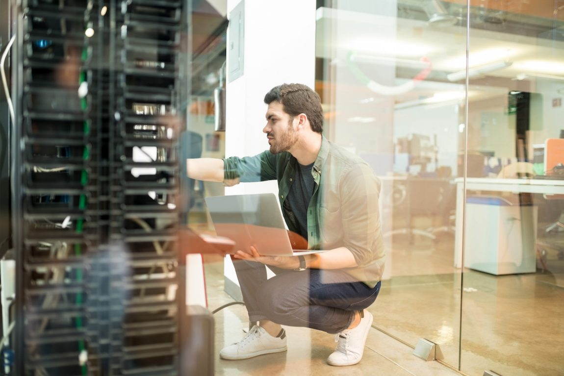 Server Upgrades & Improvements for Better Work Efficiency – with RF CorVal